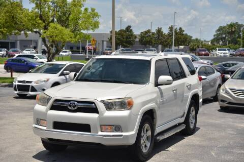 2011 Toyota 4Runner for sale at Motor Car Concepts II - Kirkman Location in Orlando FL