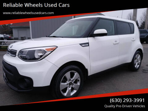 2017 Kia Soul for sale at Reliable Wheels Used Cars in West Chicago IL