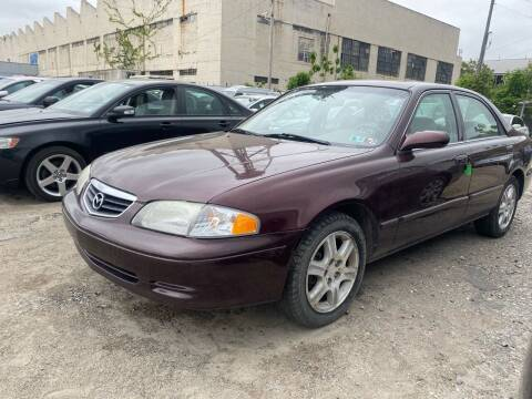 2001 Mazda 626 for sale at Philadelphia Public Auto Auction in Philadelphia PA
