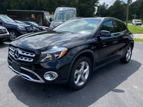 2018 Mercedes-Benz GLA for sale at Luxury Auto Innovations in Flowery Branch GA