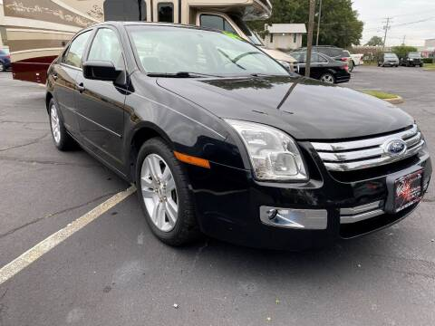 2009 Ford Fusion for sale at Mike's Auto Sales INC in Chesapeake VA
