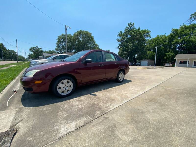 2007 Ford Focus for sale at Car Credit Connection in Clinton MO