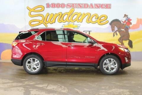 2021 Chevrolet Equinox for sale at Sundance Chevrolet in Grand Ledge MI
