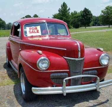 1941 Ford Super Deluxe for sale at Classic Car Deals in Cadillac MI