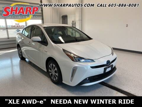 2021 Toyota Prius for sale at Sharp Automotive in Watertown SD
