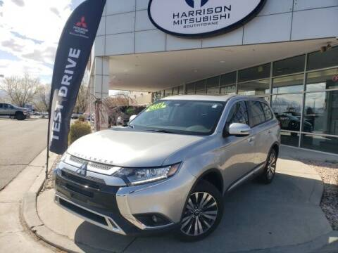 2020 Mitsubishi Outlander for sale at Harrison Imports in Sandy UT