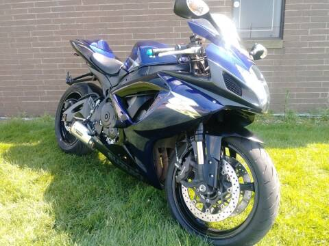2007 Suzuki GSXR750 for sale at Gold Class Motors Inc in Parma OH