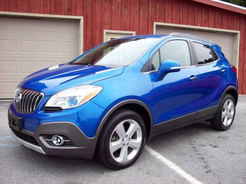 2015 Buick Encore for sale at Clift Auto Sales in Annville PA