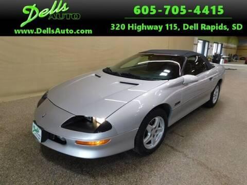 1997 Chevrolet Camaro for sale at Dells Auto in Dell Rapids SD