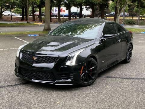 2016 Cadillac ATS-V for sale at Championship Motors in Redmond WA