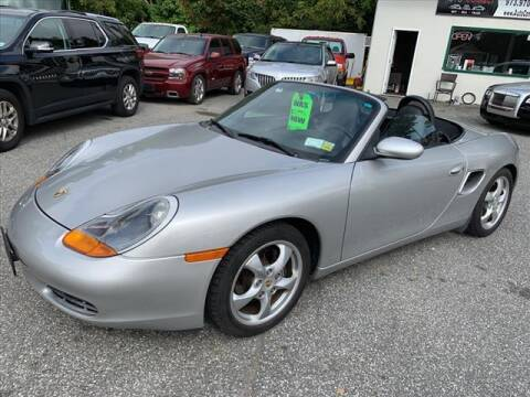 2001 Porsche Boxster for sale at AutoConnect Motors in Kenvil NJ