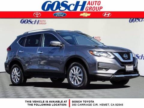 2018 Nissan Rogue for sale at BILLY D SELLS CARS! in Temecula CA