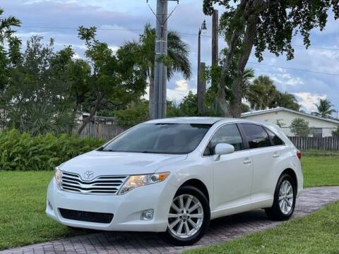 2011 Toyota Venza for sale at Citywide Auto Group LLC in Pompano Beach FL
