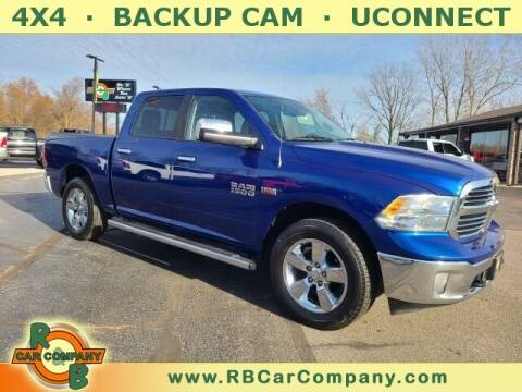 2015 RAM Ram Pickup 1500 for sale at R & B CAR CO - R&B CAR COMPANY in Columbia City IN