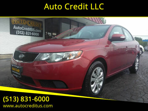 2010 Kia Forte for sale at Auto Credit LLC in Milford OH