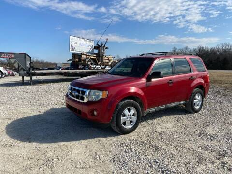 2011 Ford Escape for sale at Ken's Auto Sales & Repairs in New Bloomfield MO