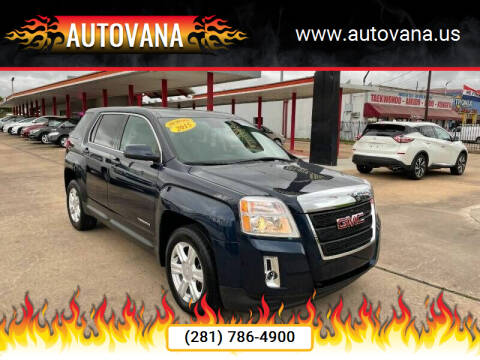 2015 GMC Terrain for sale at AutoVana in Humble TX
