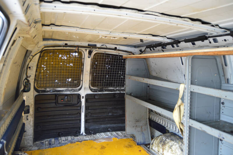 2009 Chevrolet Express Cargo 2500 3dr Cargo Van - Dallas TX