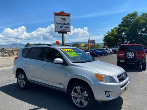 2011 Toyota RAV4 for sale at TDI AUTO SALES in Boise ID