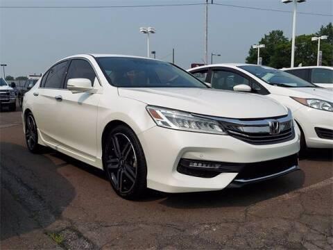 2017 Honda Accord for sale at CHAPMAN FORD NORTHEAST PHILADELPHIA in Philadelphia PA