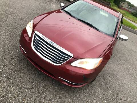 2013 Chrysler 200 for sale at Supreme Auto Gallery LLC in Kansas City MO