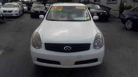 2005 Infiniti G35 for sale at AUTO IMAGE PLUS in Tampa FL