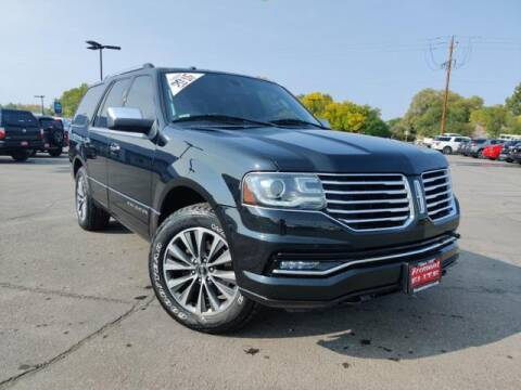 2015 Lincoln Navigator for sale at Rocky Mountain Commercial Trucks in Casper WY