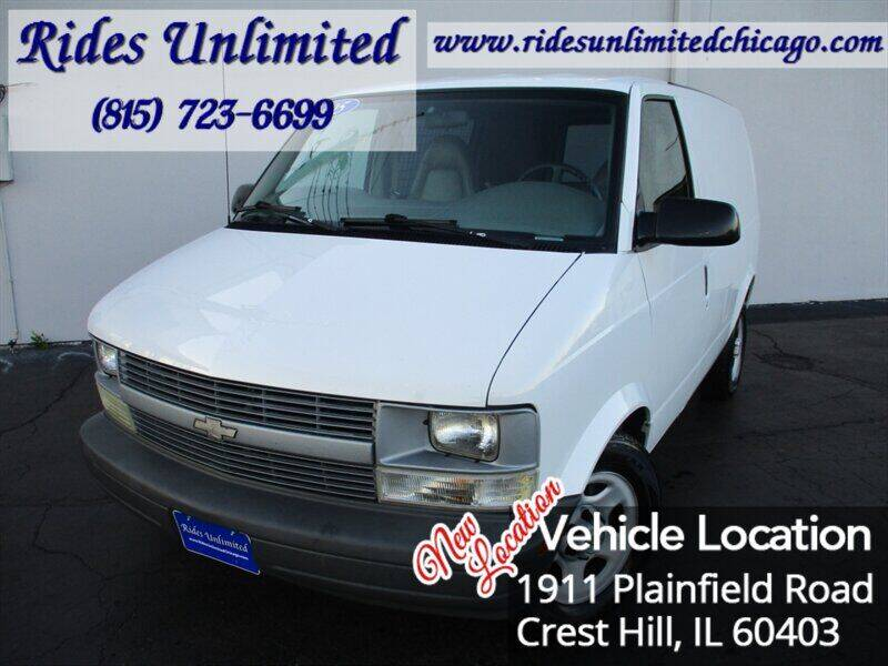 2005 Chevrolet Astro Cargo for sale in Crest Hill, IL