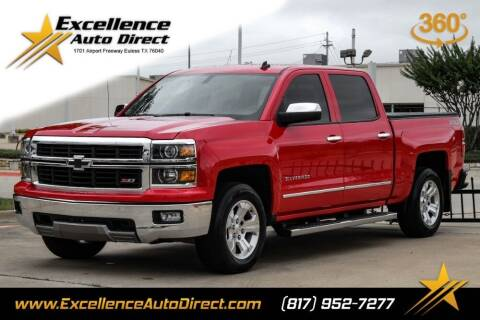 2014 Chevrolet Silverado 1500 for sale at Excellence Auto Direct in Euless TX