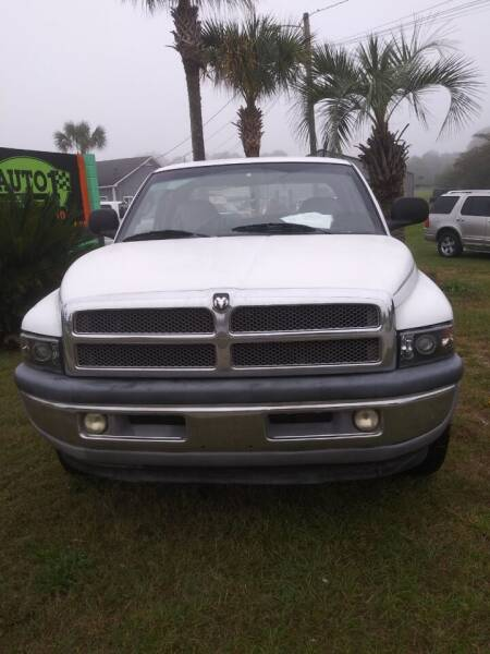 1999 Dodge Ram Pickup 2500 for sale at Auto 1 Madison in Madison GA