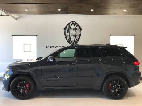 2018 Jeep Grand Cherokee for sale at Midwest Car Connect in Villa Park IL