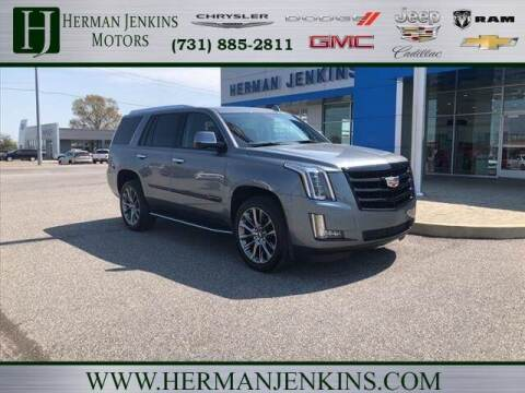 2020 Cadillac Escalade for sale at Herman Jenkins Used Cars in Union City TN