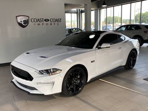 2018 Ford Mustang for sale at Coast to Coast Imports in Fishers IN