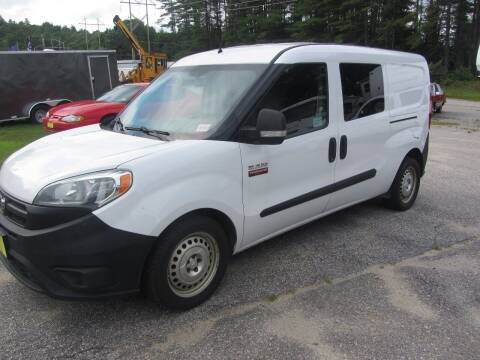 2016 RAM ProMaster City Wagon for sale at Jons Route 114 Auto Sales in New Boston NH