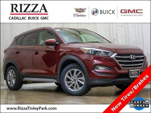 2018 Hyundai Tucson for sale at Rizza Buick GMC Cadillac in Tinley Park IL
