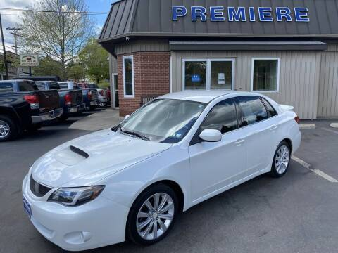 2008 Subaru Impreza for sale at Premiere Auto Sales in Washington PA