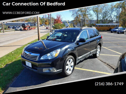 2010 Subaru Outback for sale at Car Connection of Bedford in Bedford OH