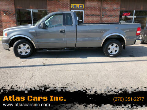 2004 Ford F-150 for sale at Atlas Cars Inc. in Radcliff KY