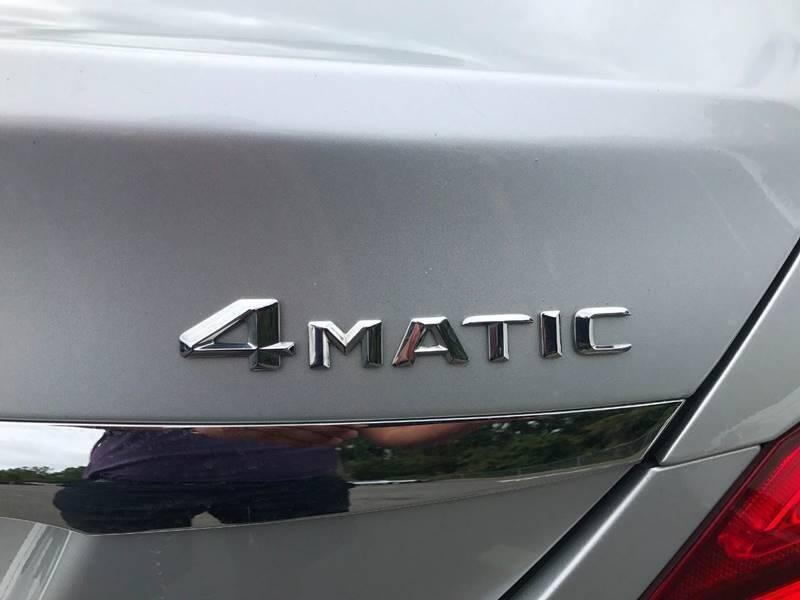 2015 Mercedes-Benz C-Class AWD C 300 4MATIC 4dr Sedan - Newark NJ