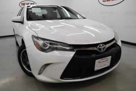 2016 Toyota Camry for sale at Houston Auto Loan Center in Spring TX