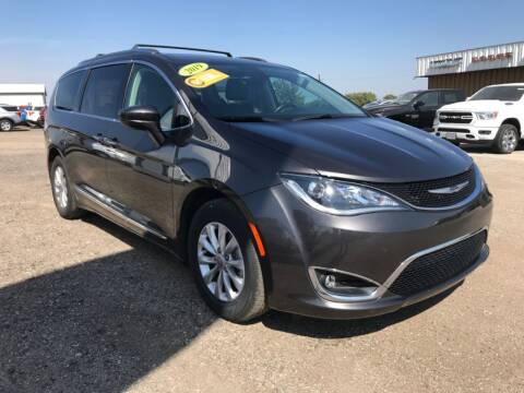 2019 Chrysler Pacifica for sale at BELOIT AUTO & TRUCK PLAZA INC in Beloit KS