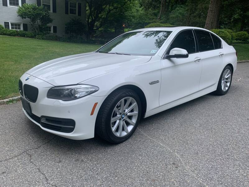 2014 BMW 5 Series for sale at M & C AUTO SALES in Roselle NJ