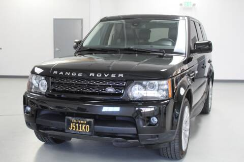 2012 Land Rover Range Rover Sport for sale at Mag Motor Company in Walnut Creek CA