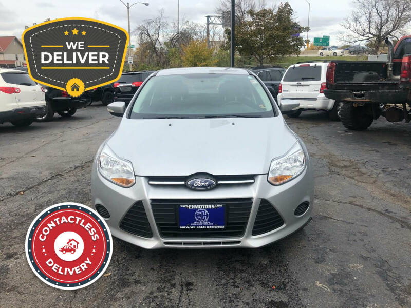 2014 Ford Focus for sale at E H Motors LLC in Milwaukee WI
