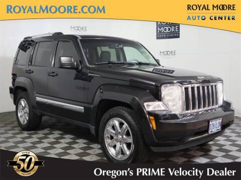 2008 Jeep Liberty for sale at Royal Moore Custom Finance in Hillsboro OR