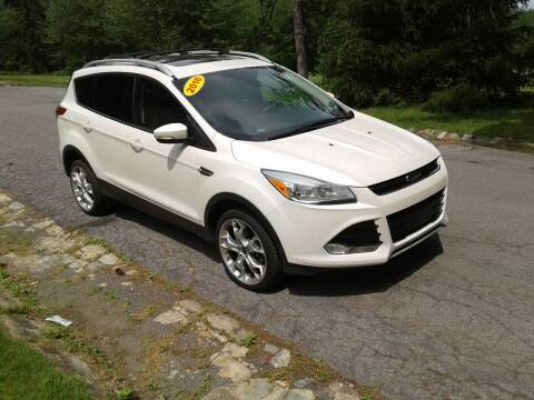 2016 Ford Escape for sale at ELIAS AUTO SALES in Allentown PA
