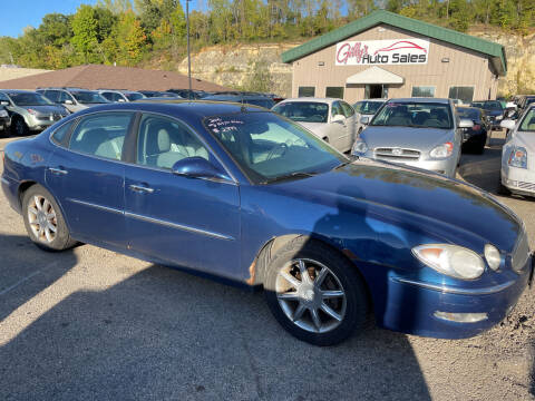 2005 Buick LaCrosse for sale at Gilly's Auto Sales in Rochester MN