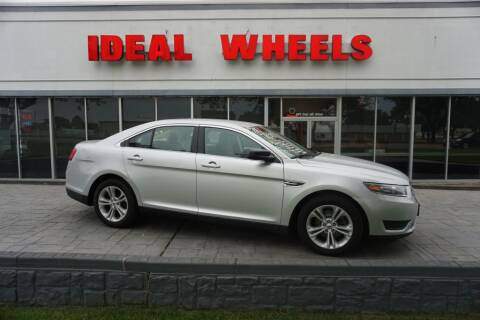 2017 Ford Taurus for sale at Ideal Wheels in Sioux City IA