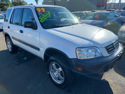 1999 Honda CR-V for sale at North County Auto in Oceanside CA