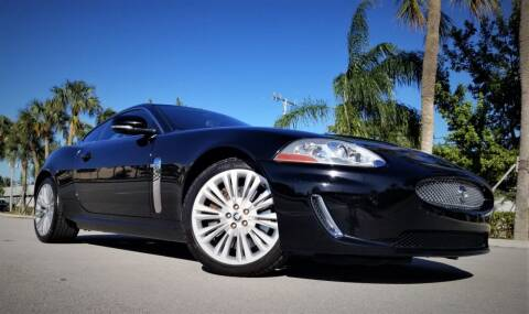 2011 Jaguar XK for sale at Progressive Motors in Pompano Beach FL